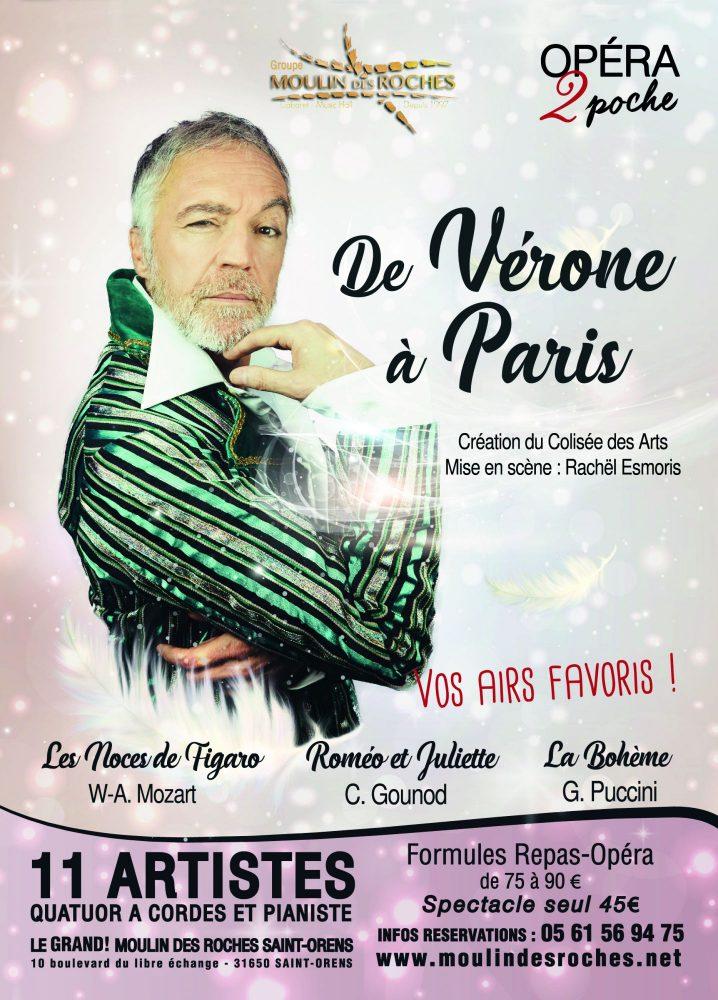 De Vérone à Paris